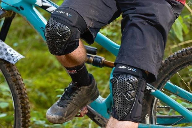 Leatt's Airflex Pro knee pads
