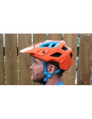 Leatt's DBX 3.0 trail lid
