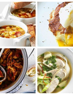 Tonnes of leftovers? We've got some tasty suggestions