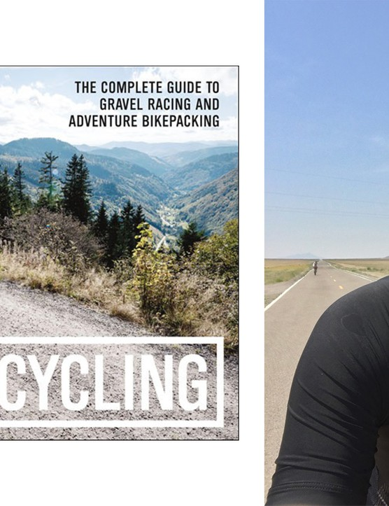 As an early adopter, Nick Legan quite literally wrote the book on Gravel Cycling. As you can see, he is also a very serious person