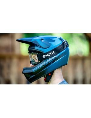 Bluegrass's Legit full-face helmet