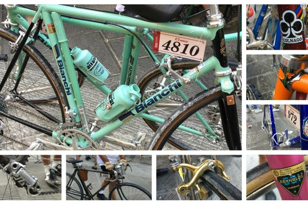 We bring you our pick of the classic bikes at L'Eroica 2016