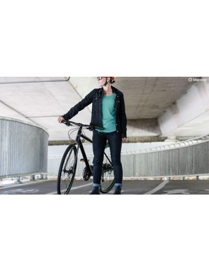 b9cd733e0570 Like the jackets in the Levi s Commuter Collection the Women s Skinny Jeans  certainly pack in a