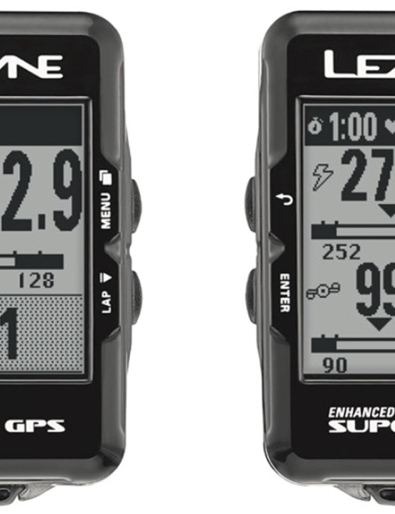 Lezyne GPS computers now sync with TrainingPeaks and Today's Plan for workout functionality