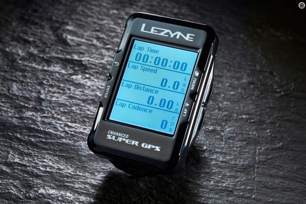 Lezyne's Enhanced Super GPS
