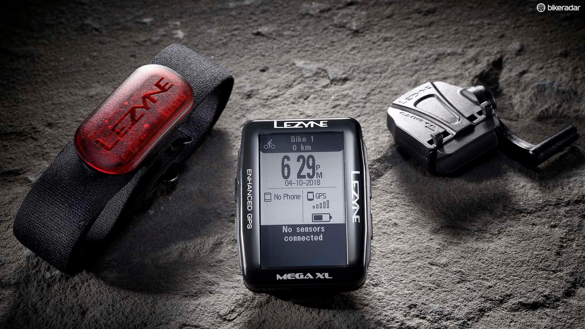 With more information on display and navigation, it's a bike geek's dream