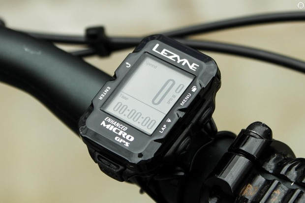You can connect Bluetooth heart-rate monitors, power meters and cadence sensors