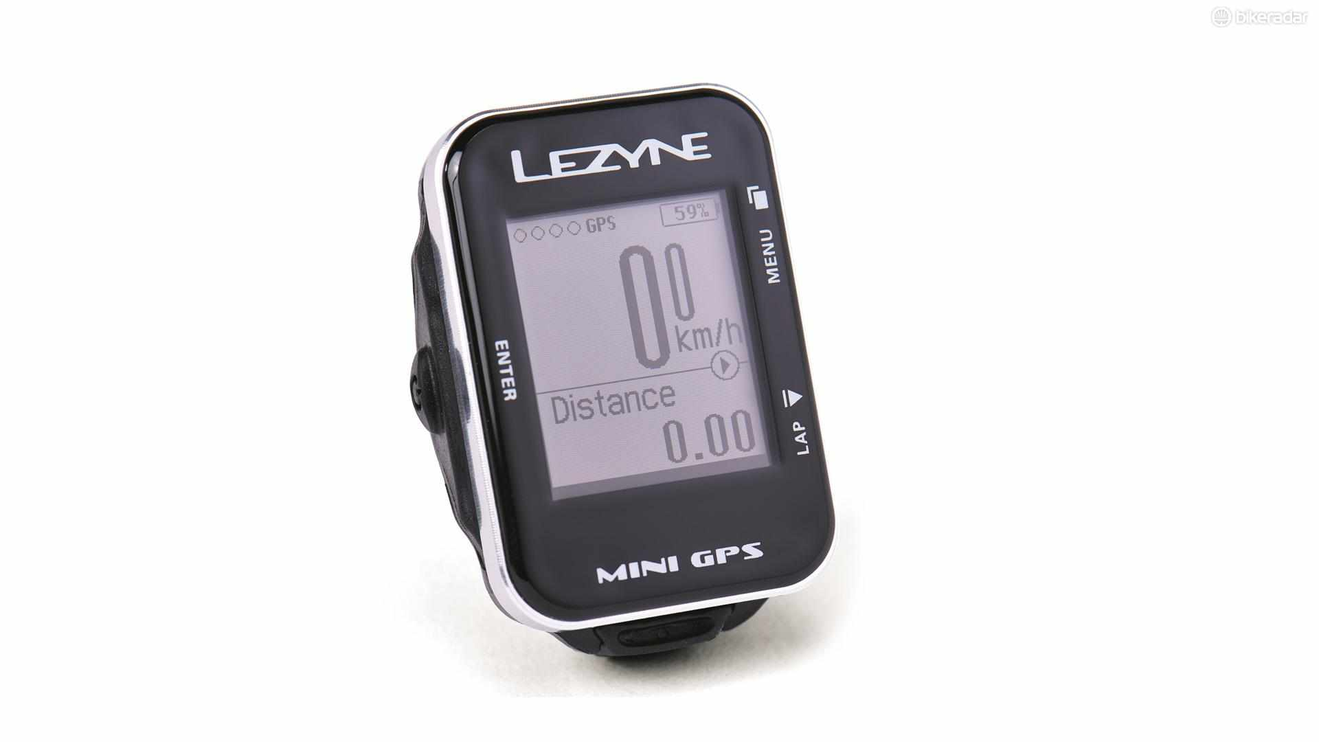 Subscribe to Cycling Plus and get a Lezyne Mini GPS