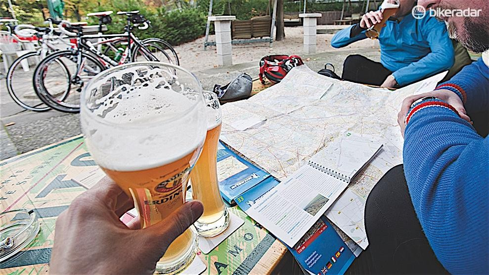 Riding and drinking may be more risky than you think