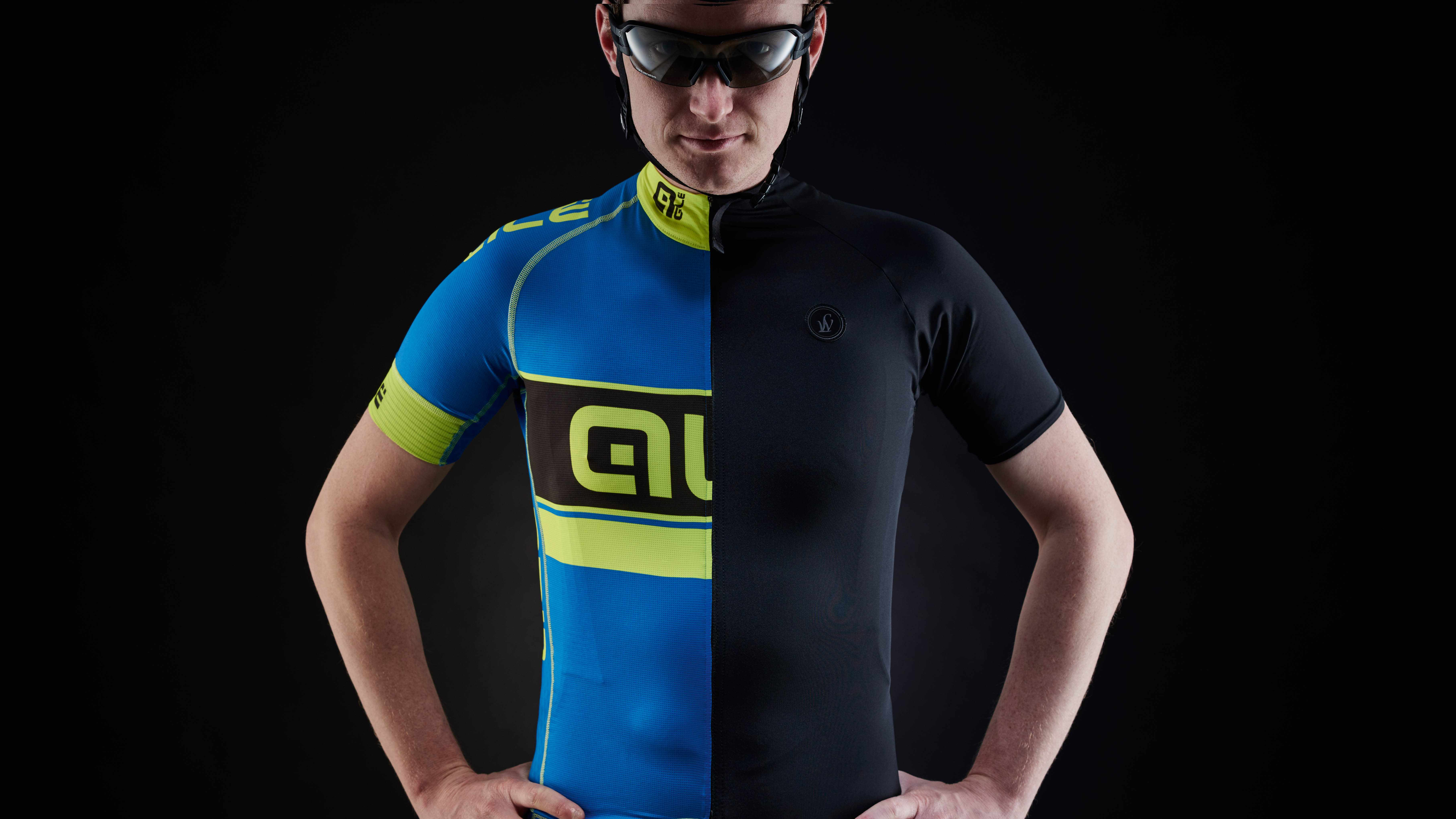 Black is a favourite colour for cyclists, but is it really more dangerous to wear?