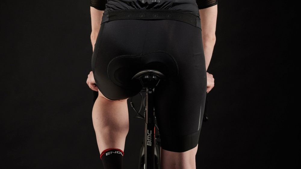 From the rear, in low-light conditions. the most important thing is placement of reflective detailing