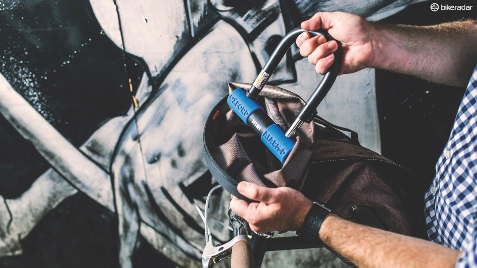 Consider using a D-lock as well as a decent cable lock