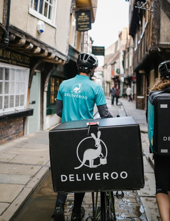 There's plenty of bike and other banter between deliveries
