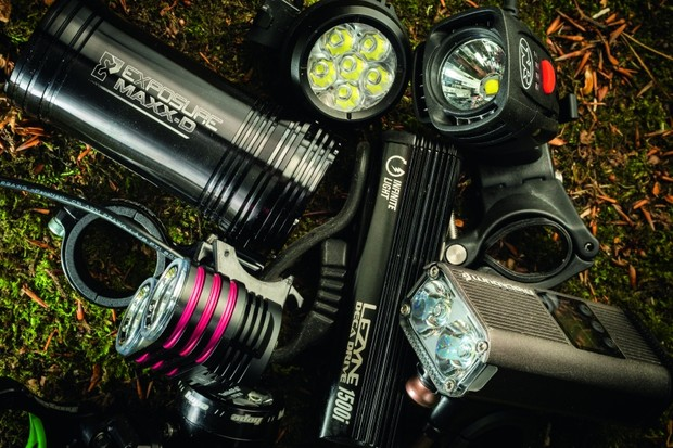 A good front light will help you make the most of night rides and winter evenings