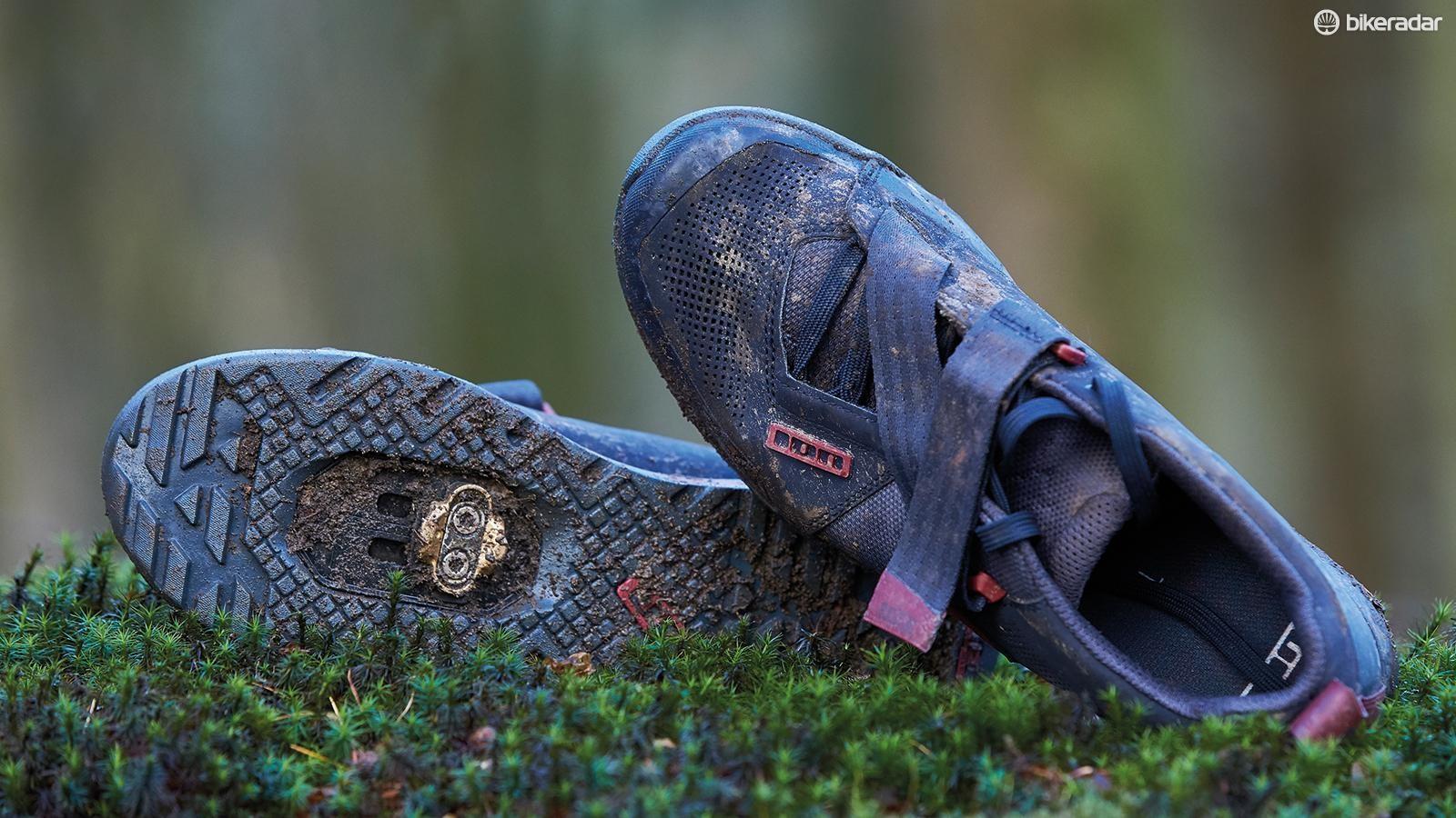 ION's Rascal mountain bike shoes