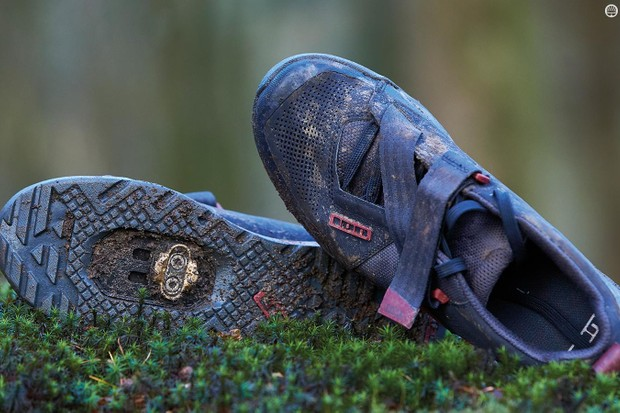 ION's Rascal mountain bike shoes