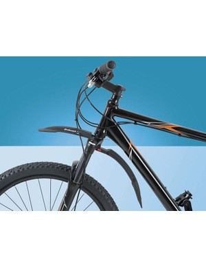 Mudguards, front or rear, will set you back £3.99 each