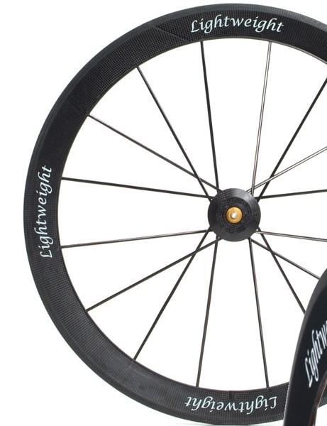 Lightweight Standard III tubular wheel