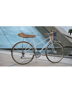 Those who viewed part one of our LikeBike gallery will recognise this Chloedillac from La Strana Officina
