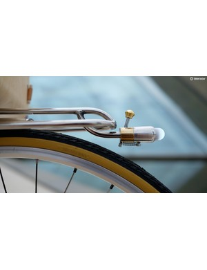 Exquisite detailing continues right to the integrated front light