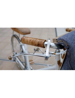 Just look at the work that has gone into the brake levers alone