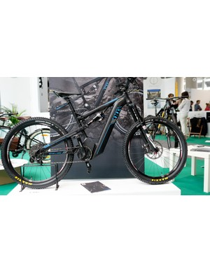 The Nox EDF 6.7 is a tough-looking new e-MTB from the Berlin-based manufacturer –and its Brose motor packs 250w of power