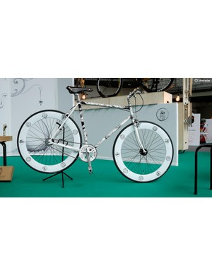 Italian firm Cicli Art Lab is a specialist in hand-decorating bicycles, and here's the proof