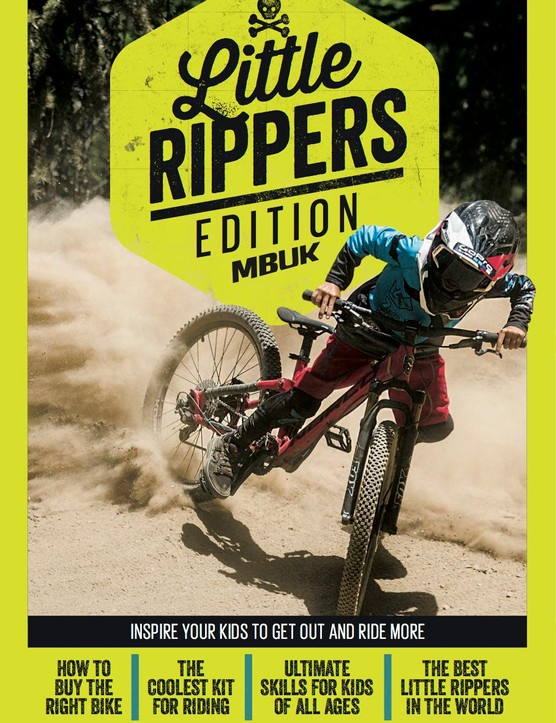 The Little Rippers supplement is inspiration for kids and parents