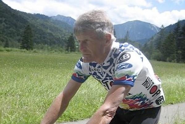 BikeRadar's L'Etape du Tour diarist Lindsay Crawford in Europe.