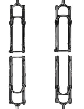 Updated RockShox forks for 2019