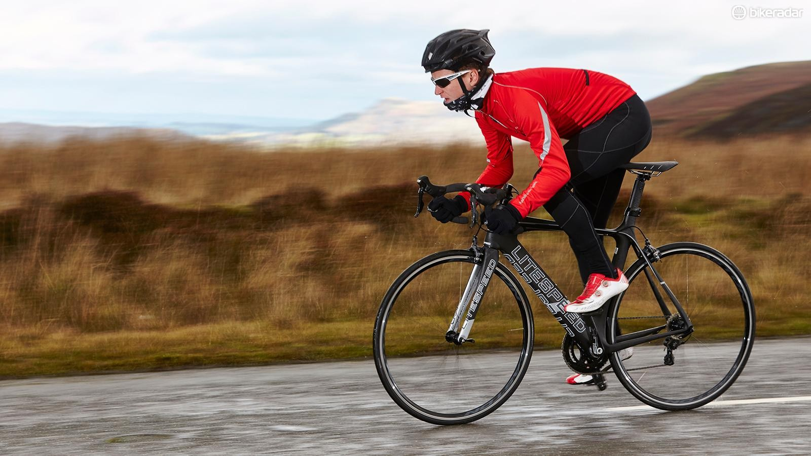 Litespeed's C1 is certainly not short of get up and go