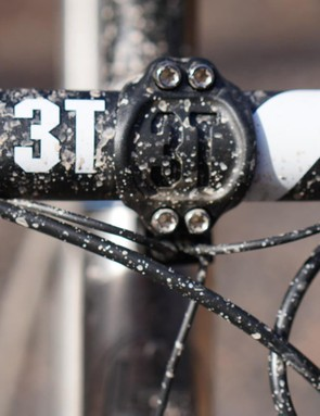 3T components figure heavily in many Litespeed builds