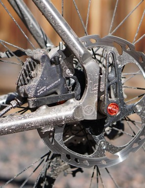 I like the DT Swiss lever more than cleaner looking Allen-key thru-axles that require, well, an Allen key