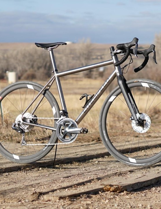The Litespeed Cherohala SE — plush titanium goodness at a price