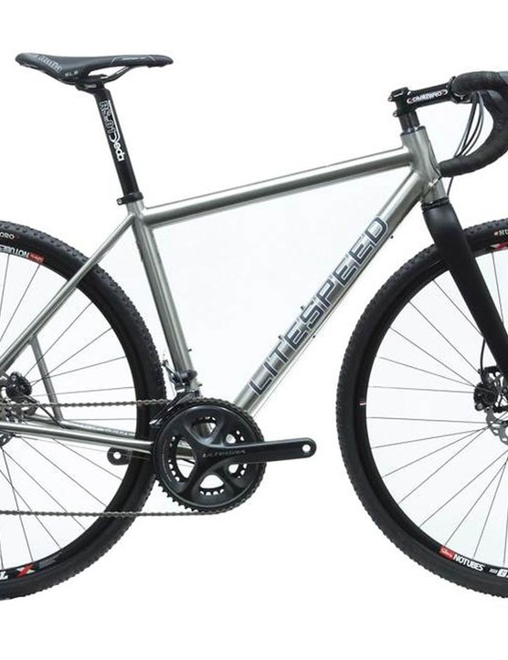Litespeed T5 Gravel Ultegra Disc (2015)