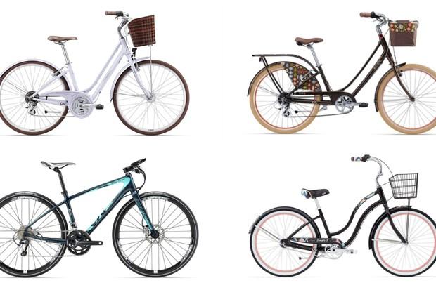 Liv's 2017 commuter bikes