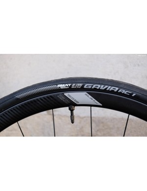 Giant Gavia tyres are a quality choice