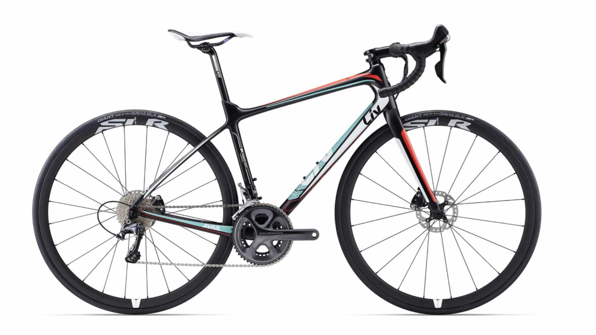 The endurance-focussed Liv Avail is one of the most popular bikes in the line up