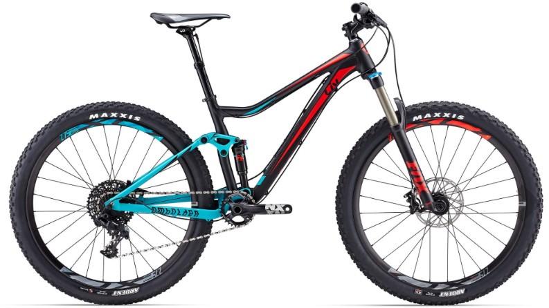 The Liv Embolden trail bike