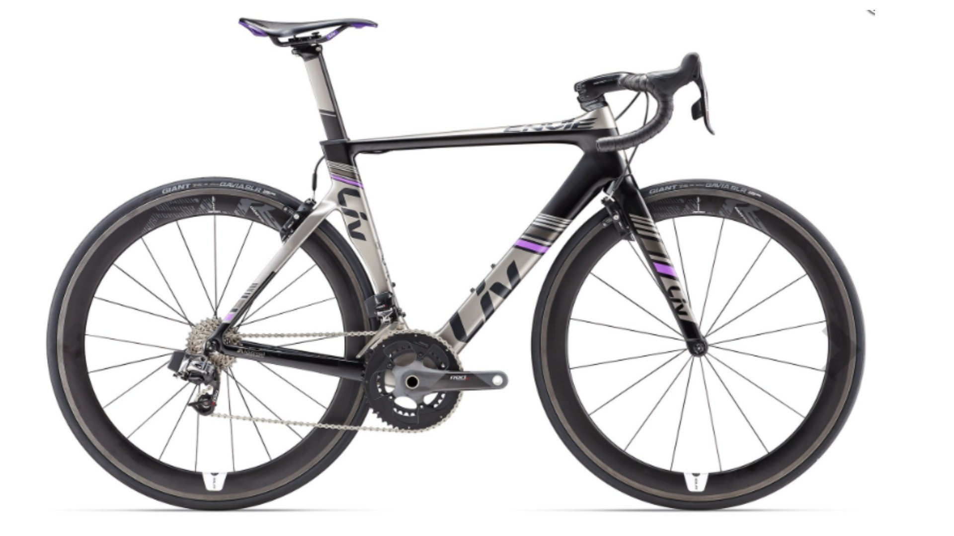 The Envie is an aero road bike designed for speed