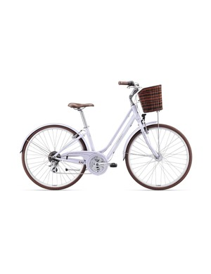 An elegant bike for about town riding