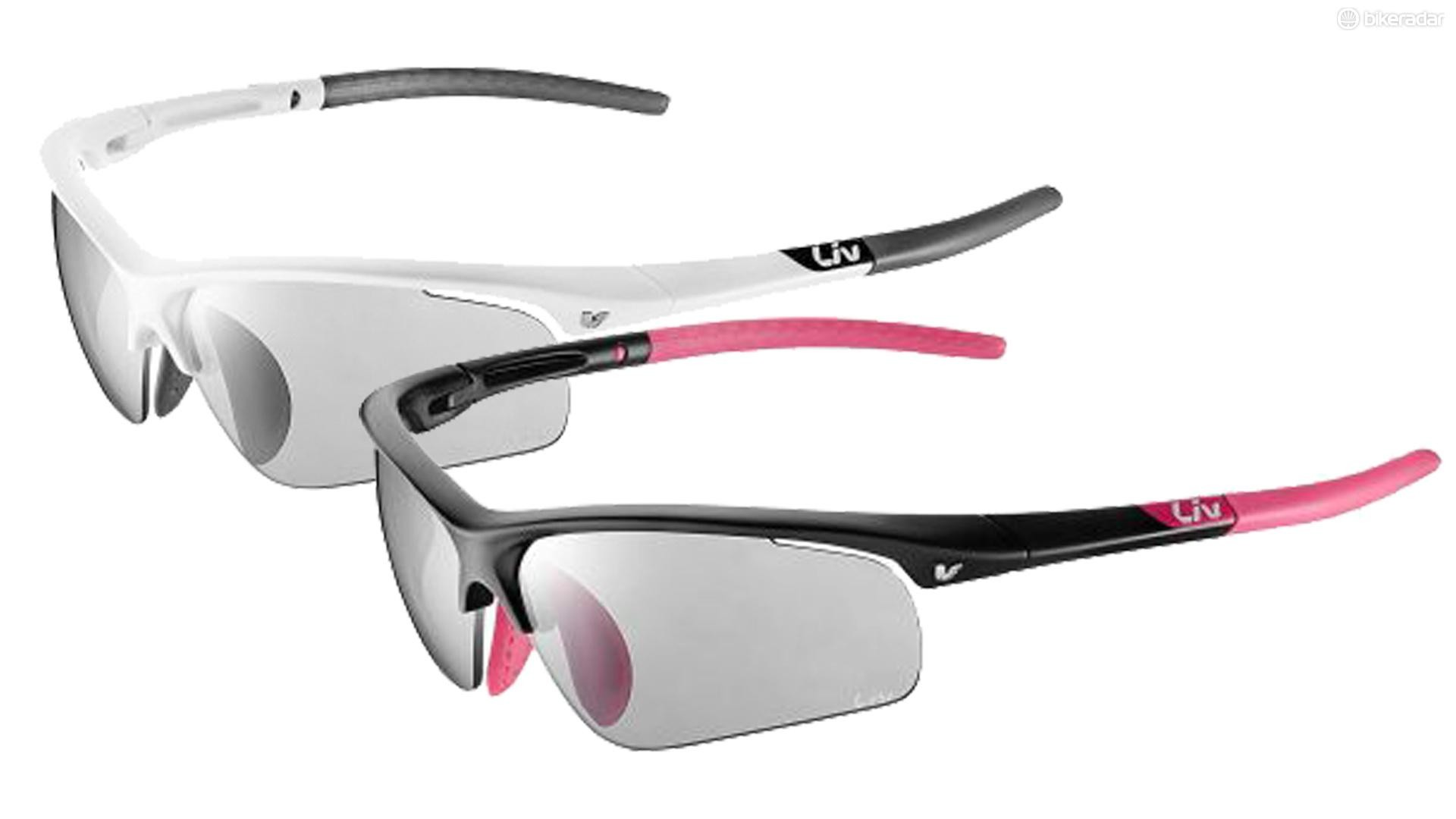 Glasses protect your eyes and ensure you have clear sight of the trail or road ahead