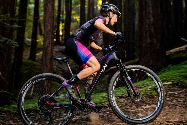 Liv Cycling prides itself on being entirely focussed on female riders
