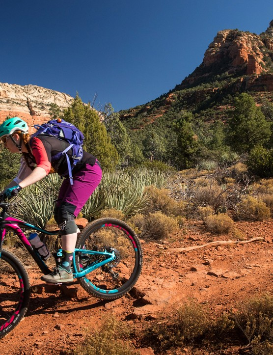 Putting the Pique to the test on the trails of Arizona