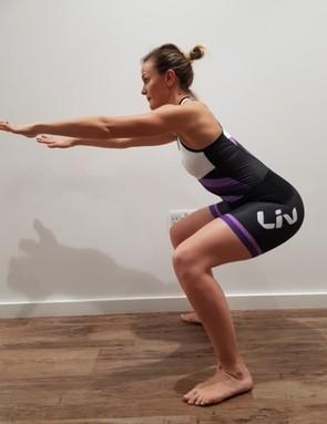 The squat is a classic move that boasts big benefits