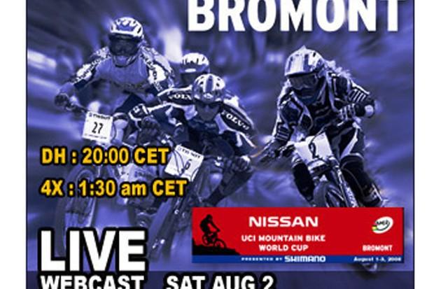 Watch the Mountain Bike World Cup live!