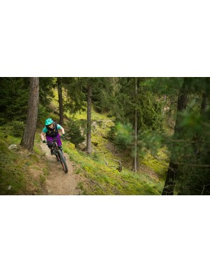 The Vall-E+ 0 Pro was more than equal to the majority of the Alpine singletrack it was tested on