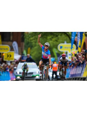 You could be right in the heart of the action at The Women's Tour with our amazing competition