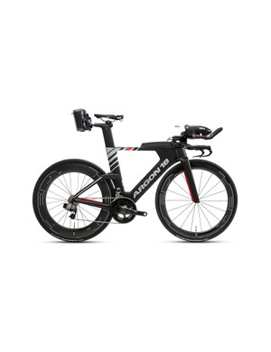 Is the Argon 18 E119 Tri+ the ultimate triathlon cycling weapon? Have a look for yourself at the show
