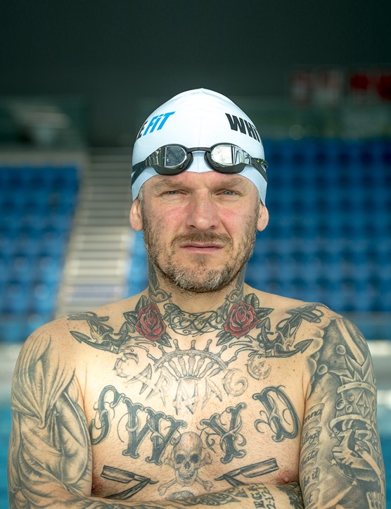 Dirty Sanchez star turned vegan endurance athlete, Matt Pritchard, will be taking questions at the show